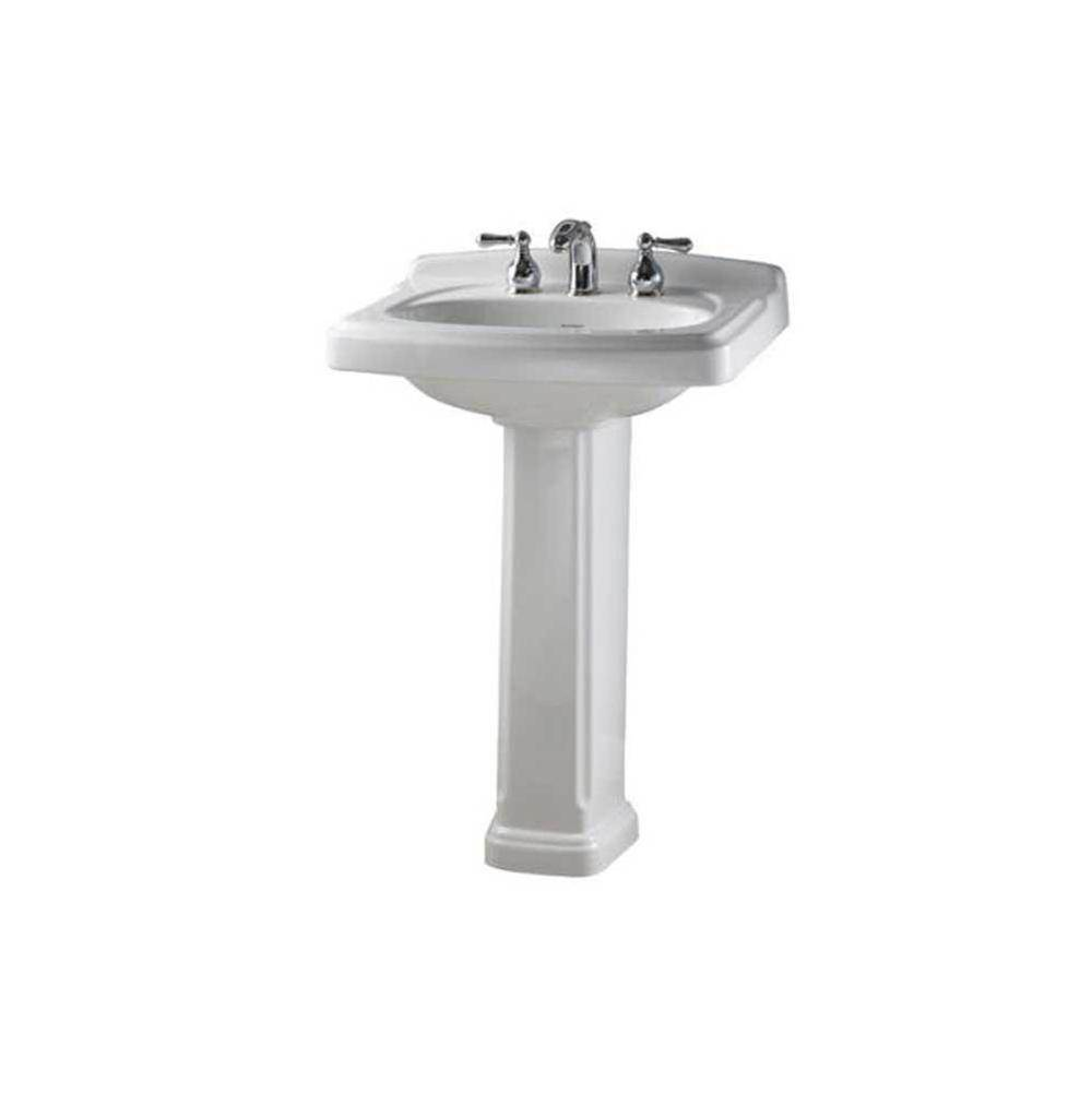 American Standard Sinks Pedestal Bathroom Sinks | Deluxe Vanity ...