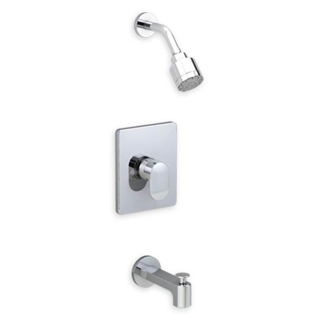 American Standard Showers Tub And Shower Faucets | Deluxe Vanity ...