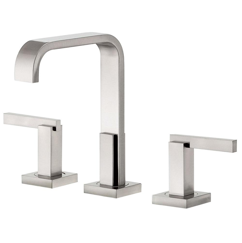 Bathroom Sink Faucets Mini Widespread | Deluxe Vanity & Kitchen ...