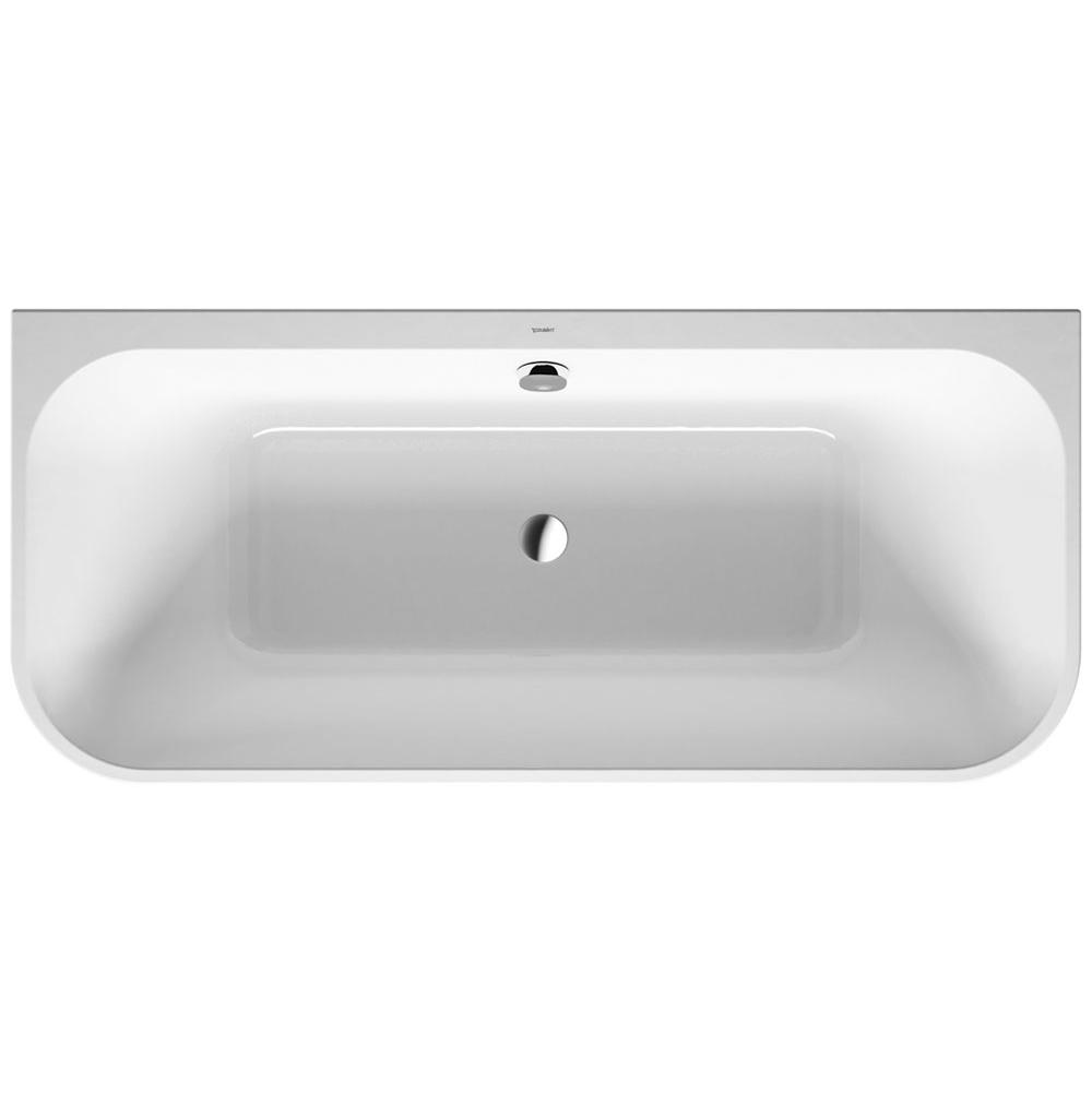 Duravit Soaking Tubs Three Wall Alcove | Deluxe Vanity & Kitchen ...
