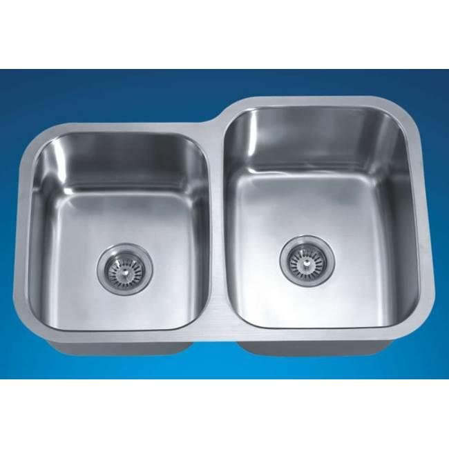 Sinks Kitchen Sinks Undermount | Deluxe Vanity & Kitchen - Van-Nuys-CA