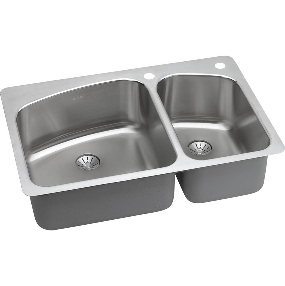 Elkay Sinks Kitchen Sinks Undermount | Deluxe Vanity & Kitchen ...