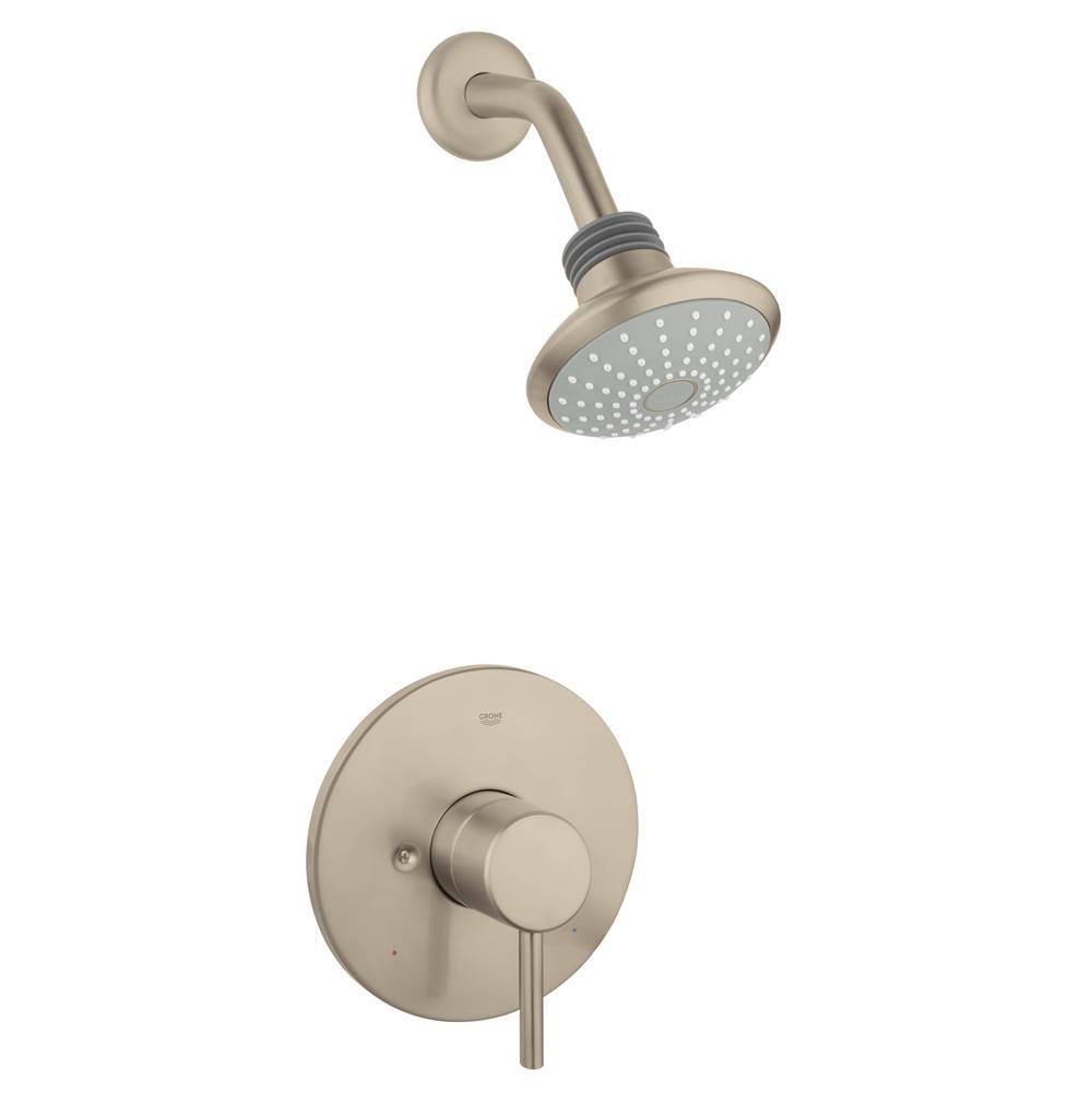 Shower only faucets with head v4 grohe concetto kitchen faucet 00 Grohe Concetto