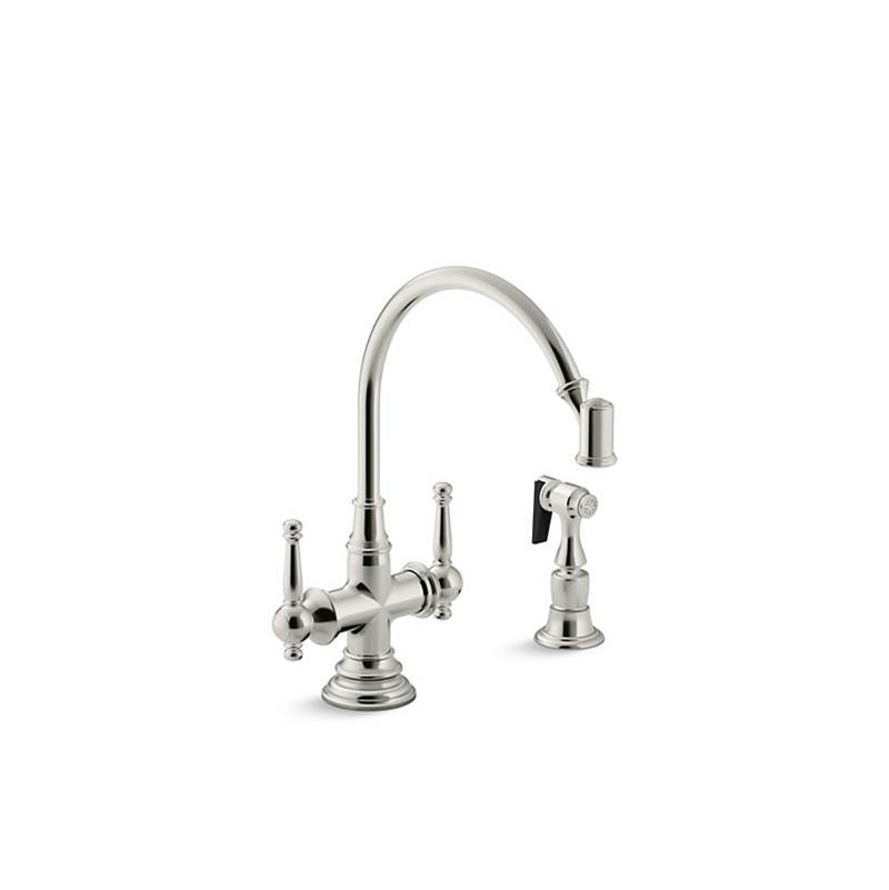 Kallista Kitchen Faucets Deck Mount | Deluxe Vanity & Kitchen - Van ...
