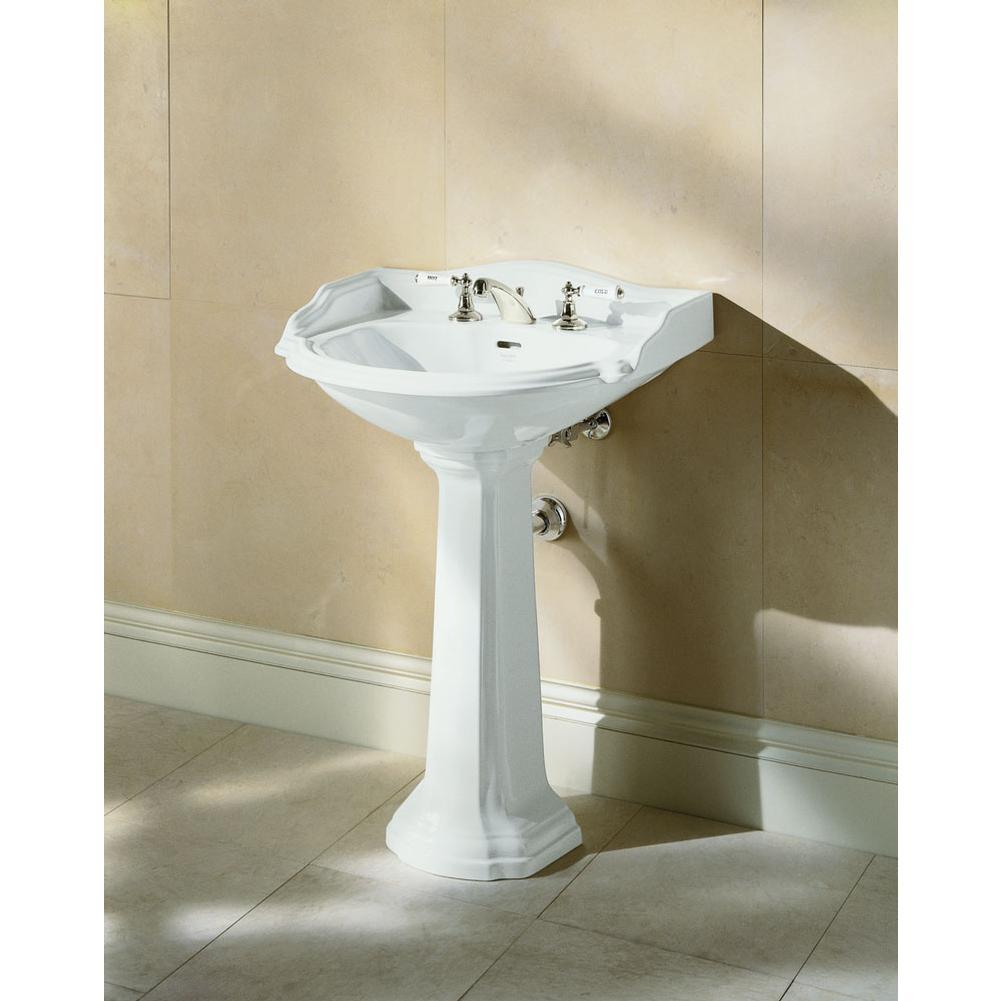 Kallista Bathroom Sinks Pedestal Bathroom Sinks | Deluxe Vanity ...