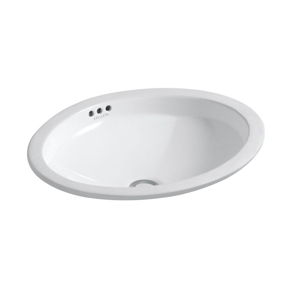 Call For Availability. P72028 WO 96 · Kallista; Glamour By Barbara Barry  Undercounter Basin ...