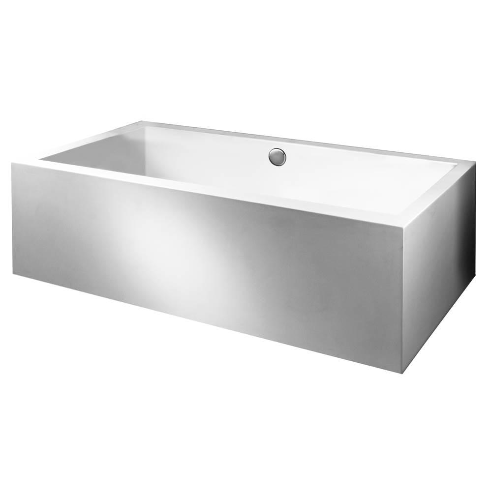 Soaking Tubs Three Wall Alcove   Deluxe Vanity & Kitchen - Van-Nuys-CA