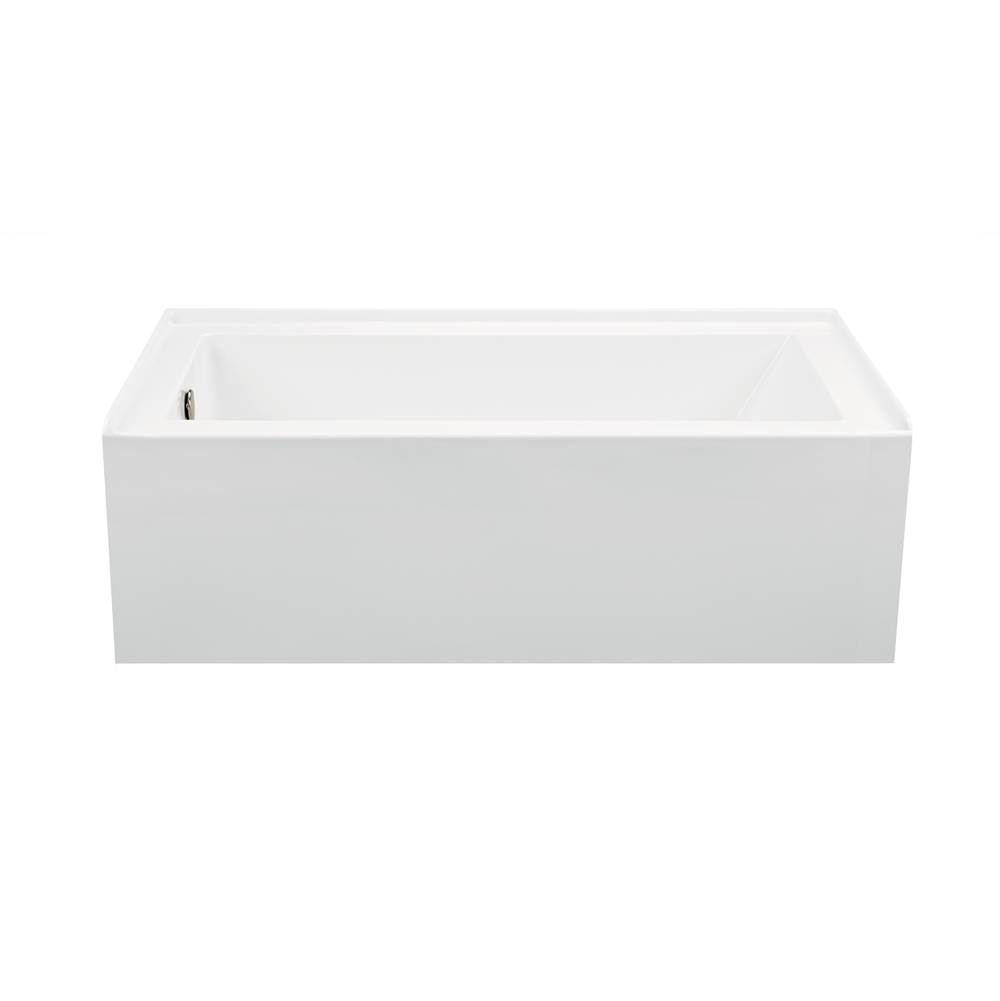 MTI Baths Three Wall Alcove Air Whirlpool Combo item AEAP151-WH-RH