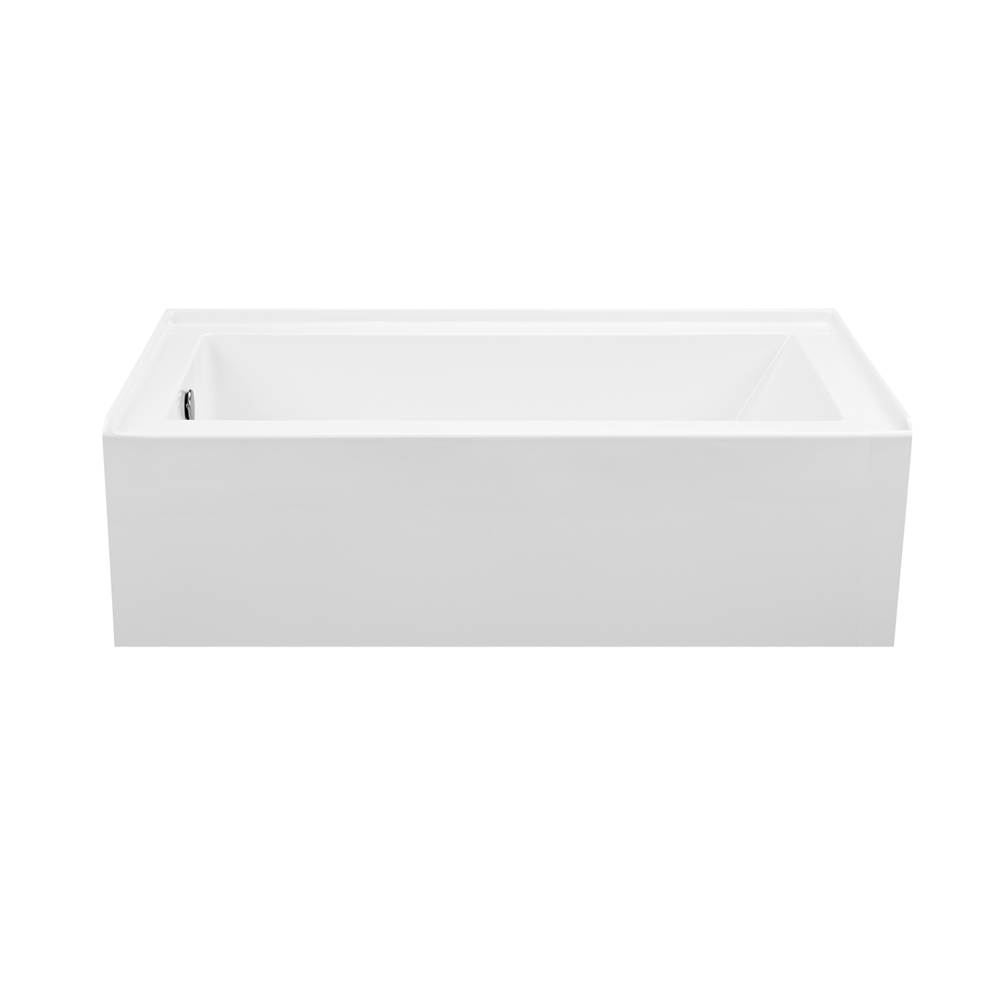 MTI Baths Three Wall Alcove Air Bathtubs item AST154-AL-RH