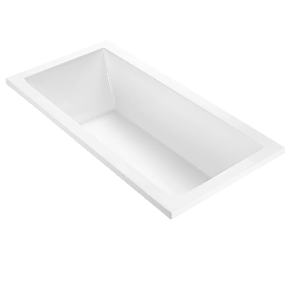 MTI Baths Undermount Air Whirlpool Combo item AU93-BI-UM