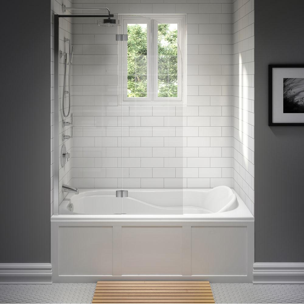Soaking Tubs Three Wall Alcove Traditional | Deluxe Vanity & Kitchen ...