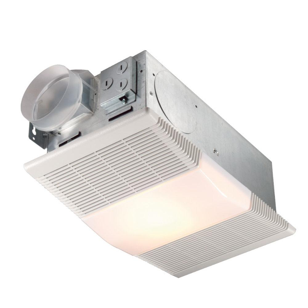 Broan Nutone Heating And Ventilation Bath Exhaust Fans Light And