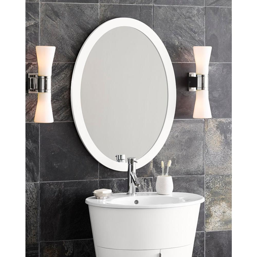 Cabinets Mirrors Contemporary | Deluxe Vanity & Kitchen - Van-Nuys-CA