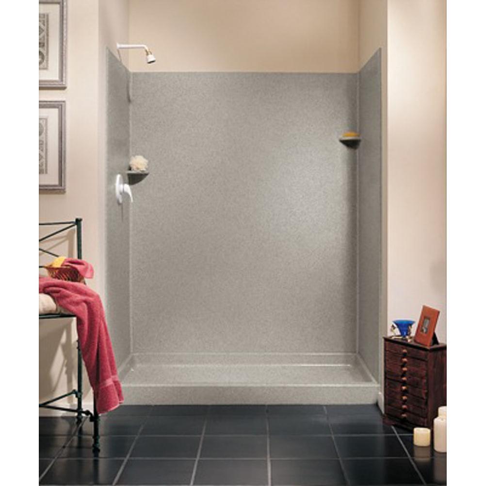 Bathroom Showers Shower Enclosures White | Deluxe Vanity & Kitchen ...
