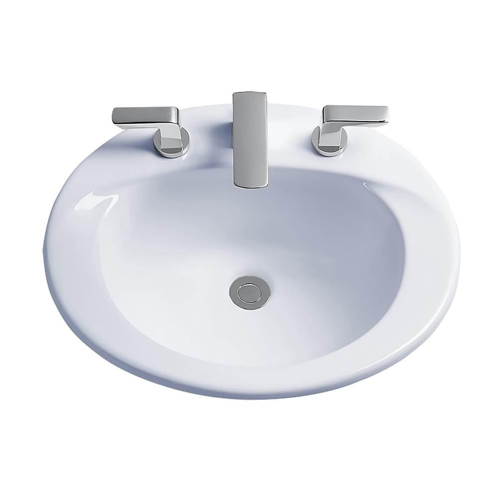 Drop In Sinks Bathroom Sinks Deluxe Vanity Amp Kitchen