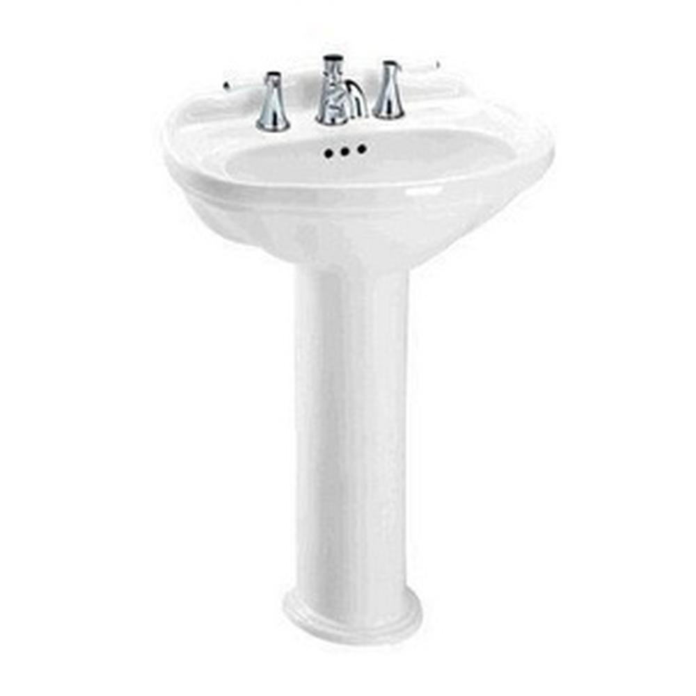 Toto Bathroom Sinks Pedestal Bathroom Sinks | Deluxe Vanity ...